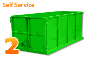 cheap Garbage Bin Rental services in Vancouver BC. Junk Removal and recycling pick up